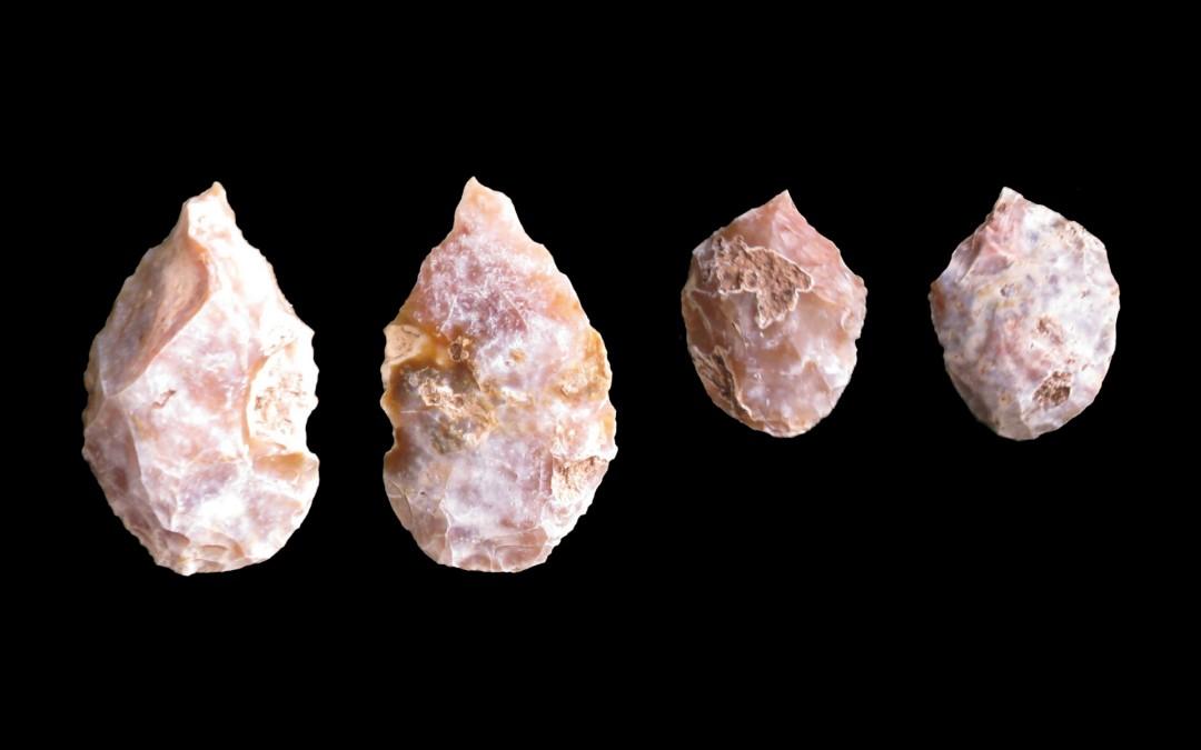 Buják-Szente, egy nyílt színi paleolitikus telep