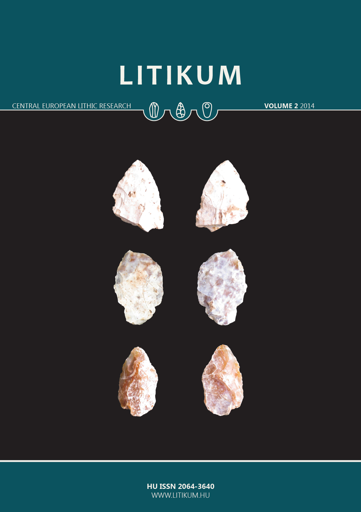 Litikum volume 2 cover image