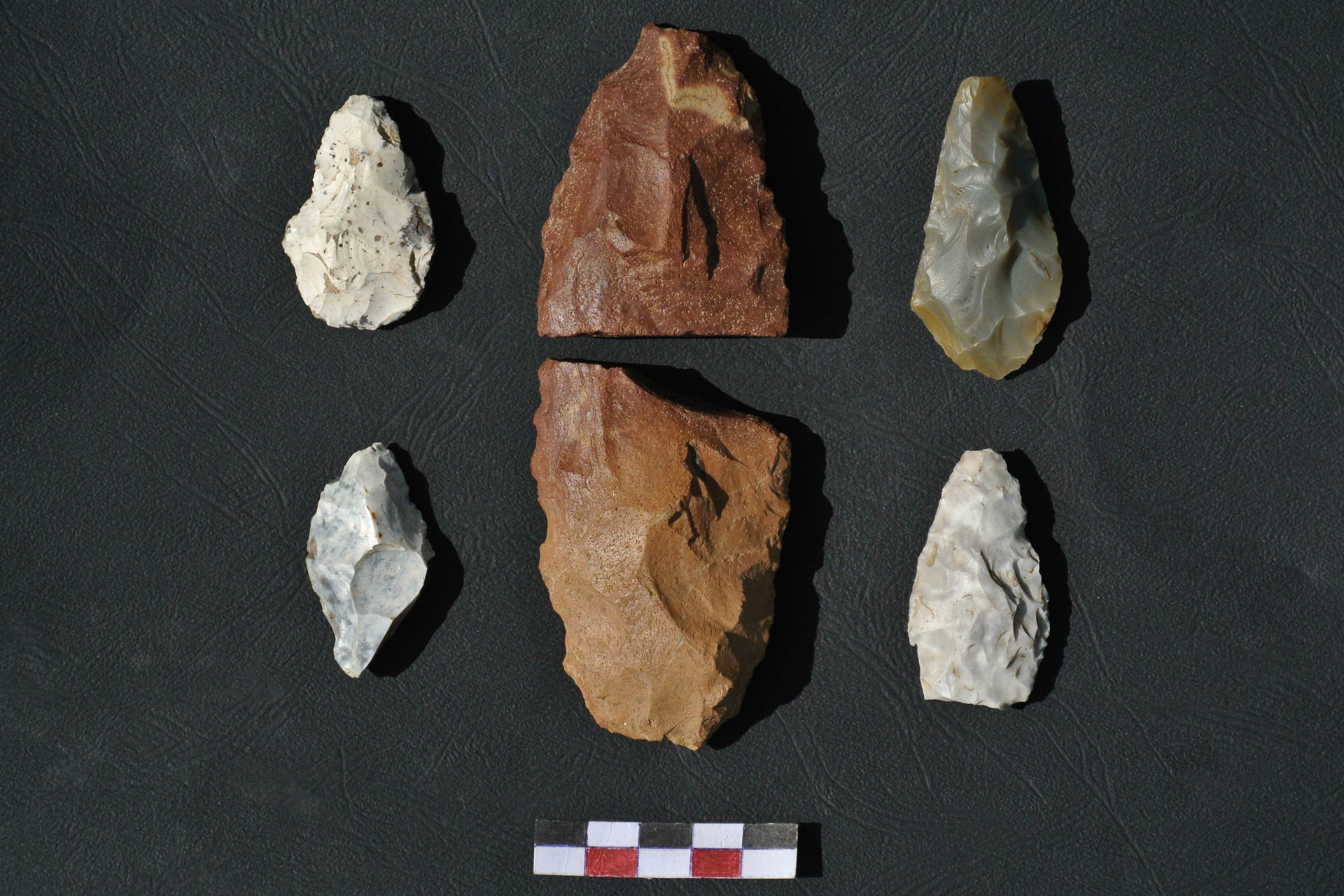 Leaf Point finds from Zemplín Hills Area, Eastern Slovakia