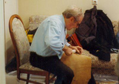 Jacques Tixier, Miskolc, 1999 2