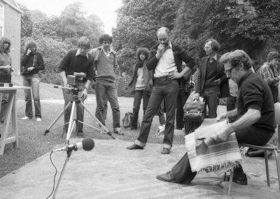Jacques Tixier, Tervuren, 1980