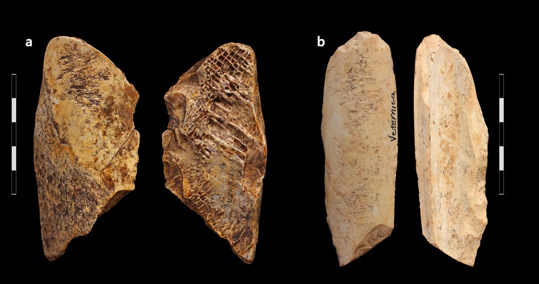 The Use of Bone in Stone Tool Technology: Retouchers from Veternica and Vindija (Croatia)
