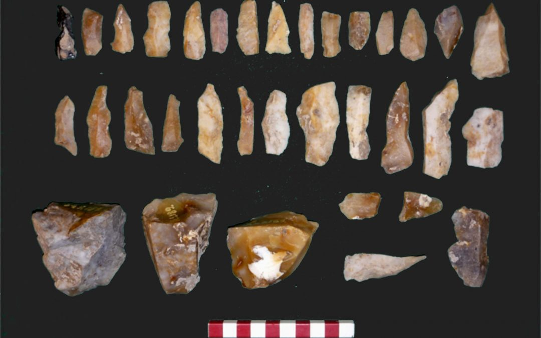 The chipped stone assemblage from Boldogkőváralja in the light of a new statistical evaluation